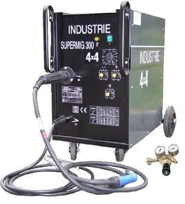 Снимка на Апарат за MIG/MAG заваряване – SUPERMIG 300