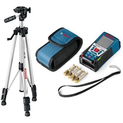 Снимка на Лазерен далекомер GLM 150 Professional+ Статив BOSCH BT 150