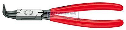 Снимка на Клещи зегер затварящи, извити под 90° KNIPEX 215
