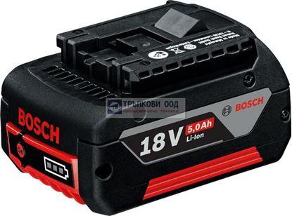 Снимка на  Акумулаторна батерия Bosch GBA 18 V 5,0 Ah M-C Professional;1.600.A00.2U5
