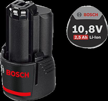 Снимка на  Акумулаторна батерия Bosch GBA 10,8 V 2.5 Ah O-B Professional