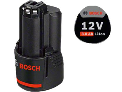 Снимка на GBA 12V 3,0 Ah Акумулаторна батерия; Solo; картонена кутия;1600A00X79