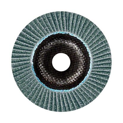 Снимка на X781 Ламелен шлифовъчен диск, Best for Metal, прав, основа фибростъкло, 115x22.23mm, G36;Ceramic Grit Technology;2608601485
