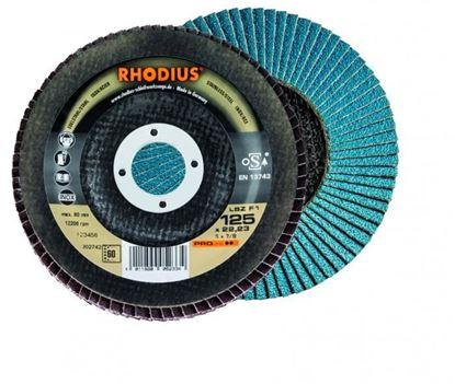 Снимка на Ламелен диск Rhodius LSZ F1,125x22.23 G120
