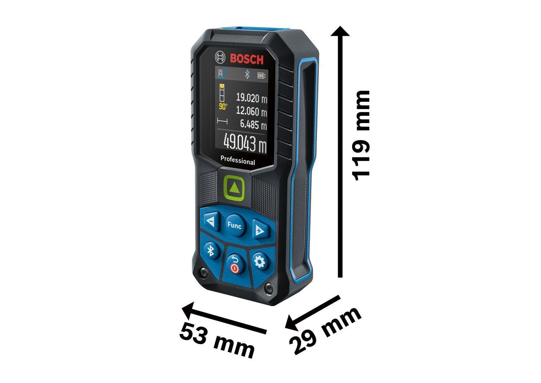 Снимка на НОВО! Лазерен далекомер GLM 50-27 CG,BA 3.7V 1.0Ah A и USB-C™ кабел ,0601072U01